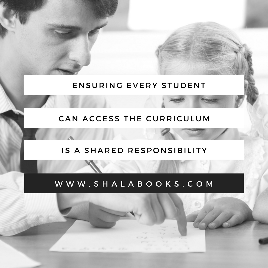 Ensuring every student can ...
