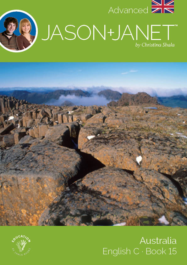 Australia - English eBook