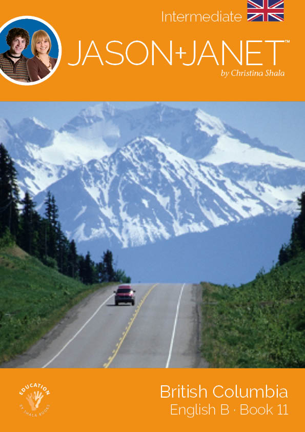 British Columbia - English eBook