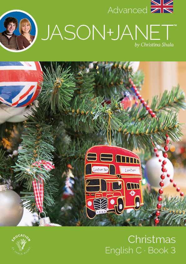 Christmas - ESL eBook