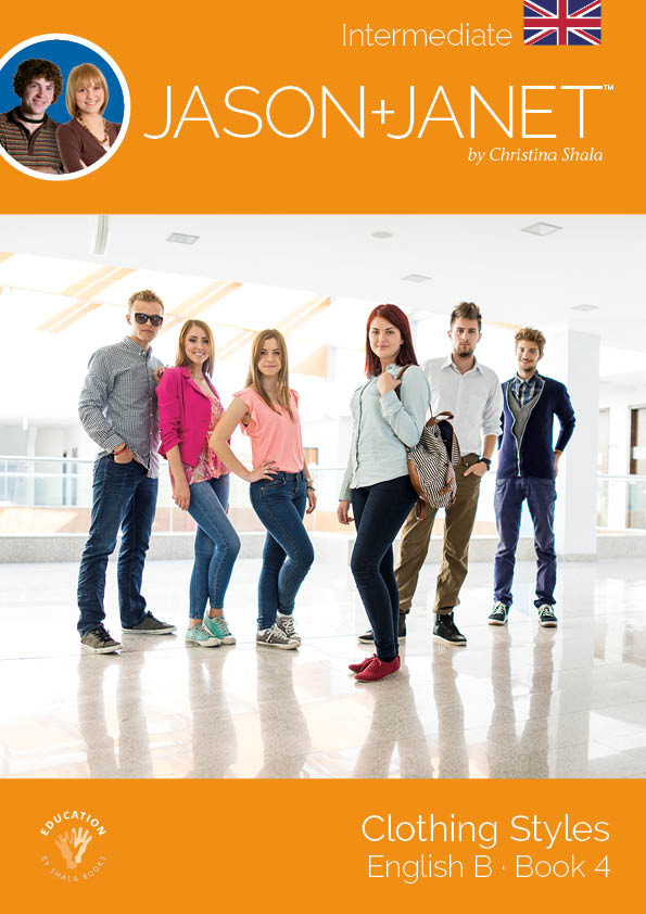Clothing Styles - English eBook