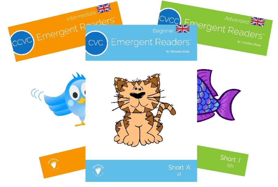 Emergent Readers eBooks