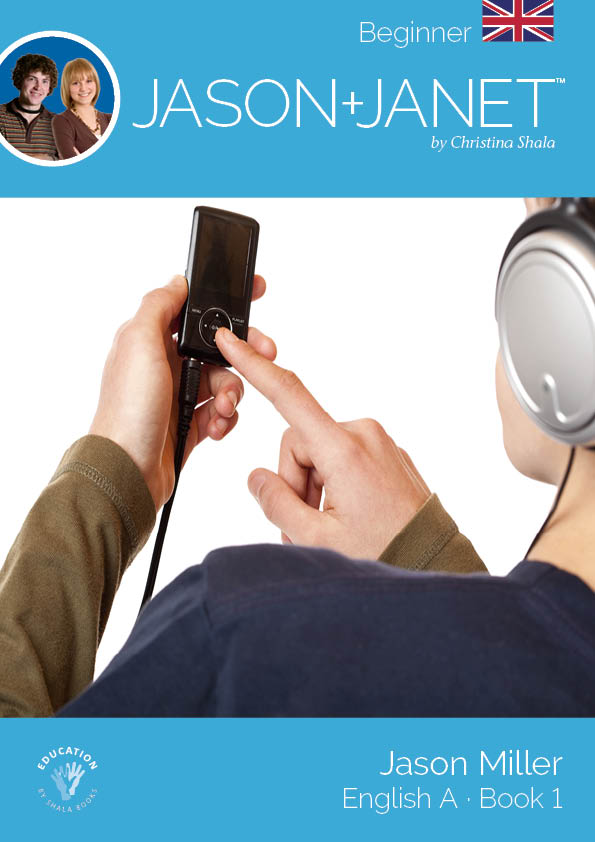 Jason Miller - ESL eBook