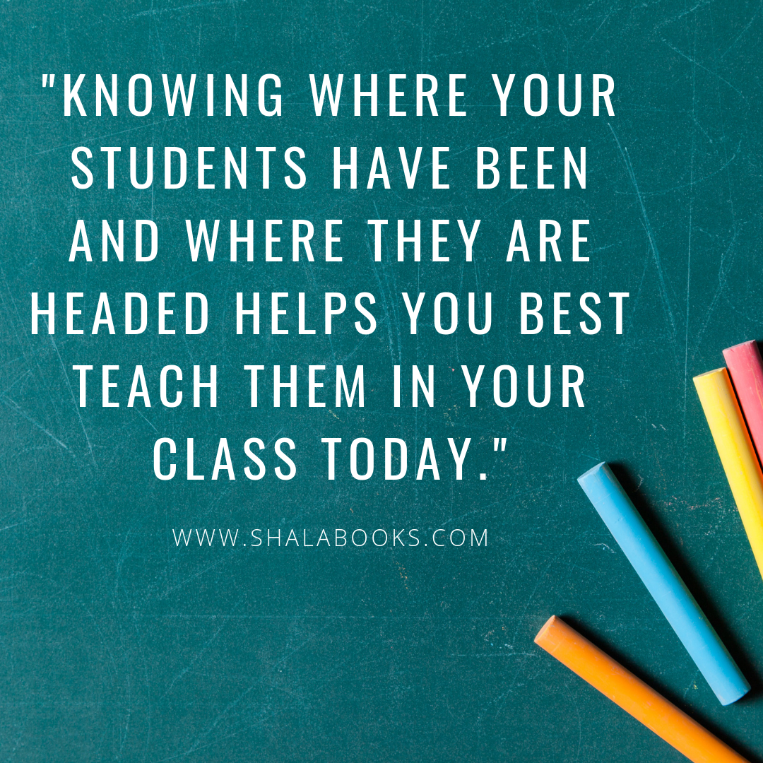 Knowing where students have been ...