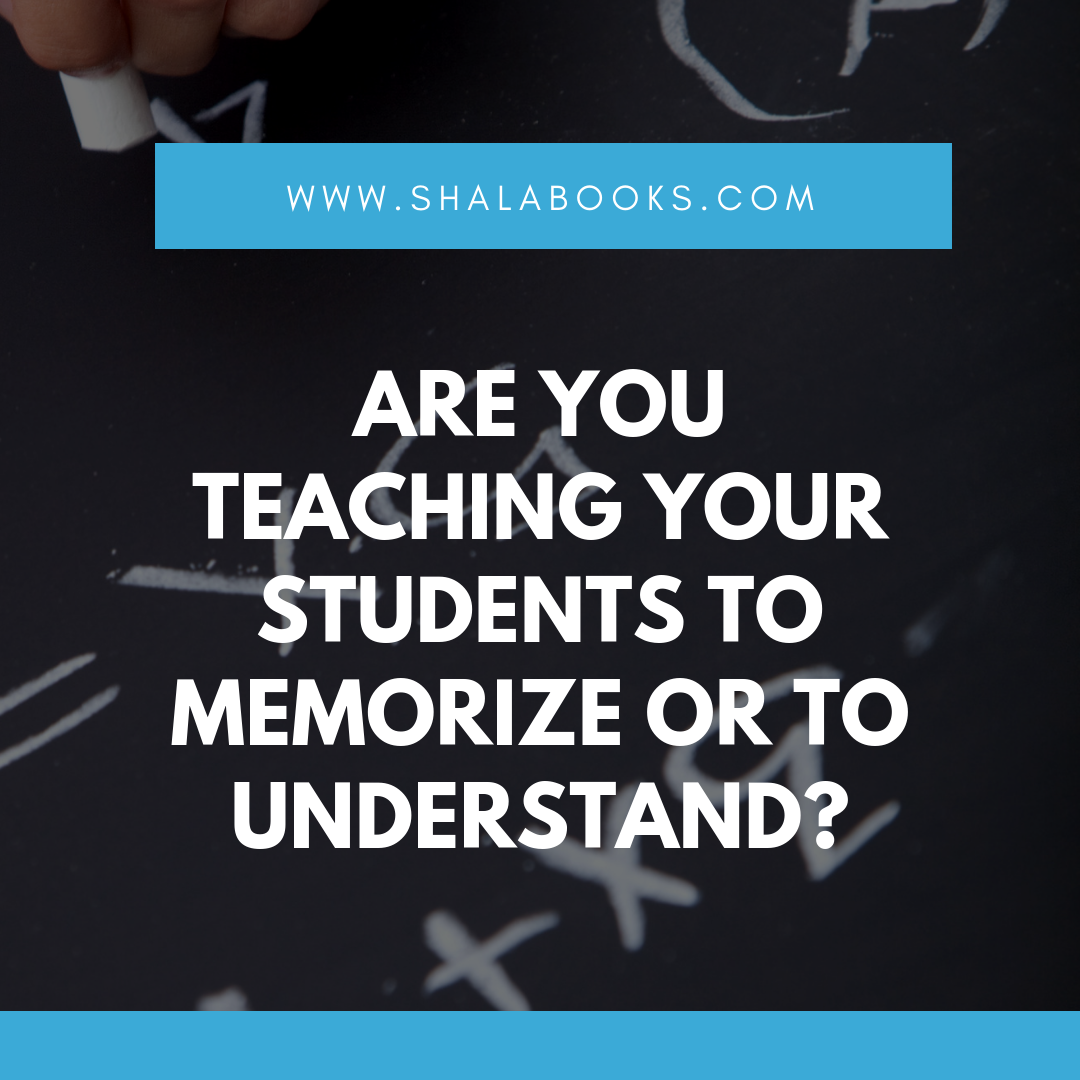 Are you teaching your students ...