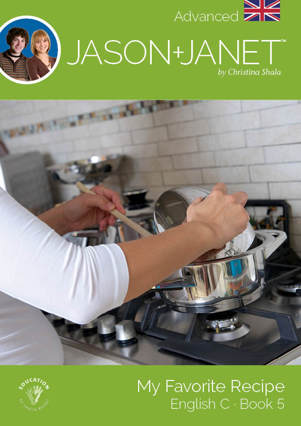My Favorite Recipe - ESL eBook