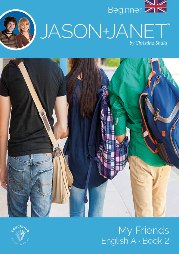 My Friends - ESL eBook