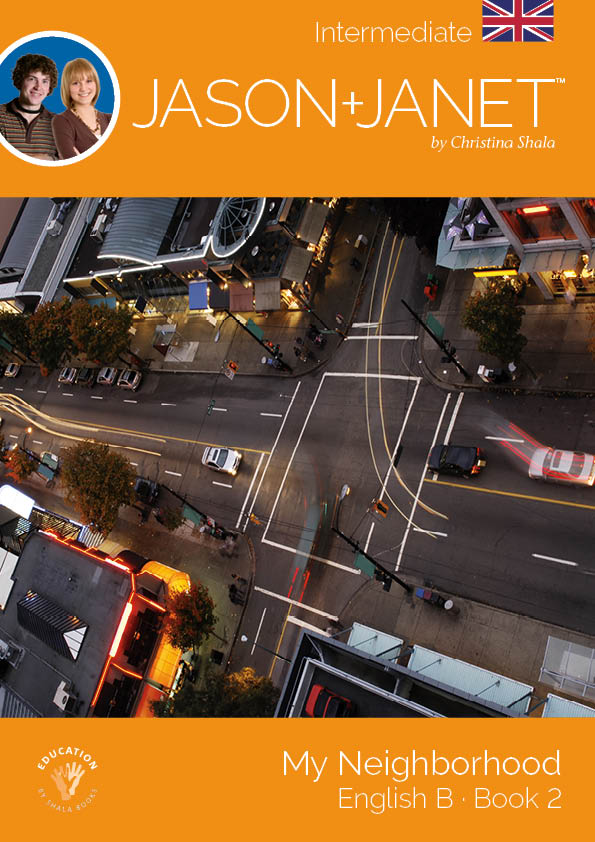 My Neighborhood - English eBook