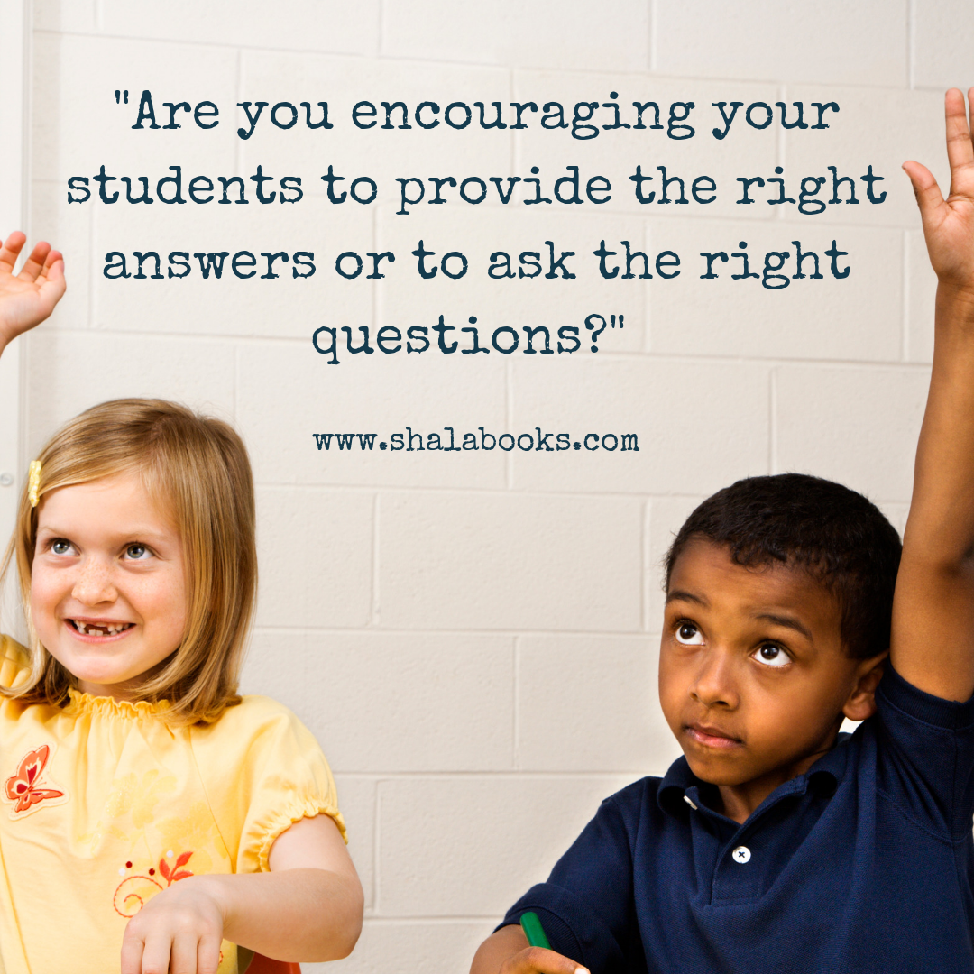 Are you encouraging your students ...